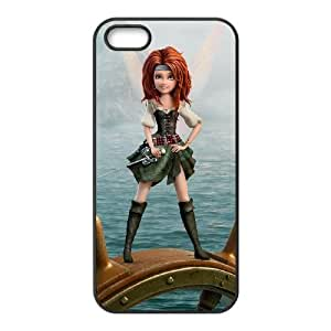 Pirate Fairy iPhone 5 5s Cell Phone Case Black as a gift O6734947