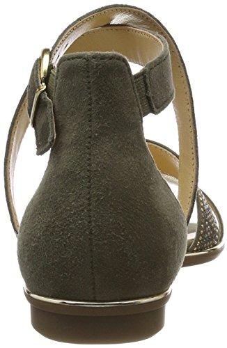 Mode oliv Gabor Sandal Womens Grøn Med Sko Armbånd T7wq06