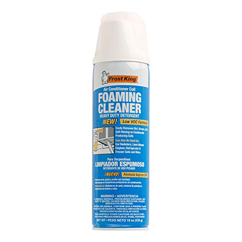 Frost King Foaming Coil Cleaner, 19 oz