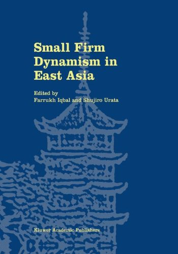 Small Firm Dynamism in East Asia PDF