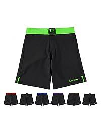 Sanabul Essential MMA BJJ Cross Fit Workout Shorts
