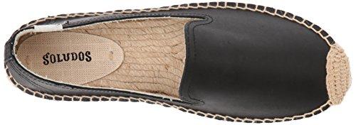 Soludos Women's MIX Sole Smkg Slipper Platform, Black, 8.5 B US by Soludos (Image #8)