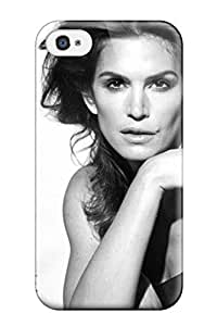 Iphone 4/4s Case, Premium Protective Case With Awesome Look - Cindy Crawford