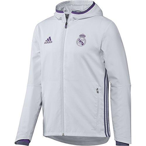 felpa super Cristallo Pre camicia Madrid Real Bianco homme Porpora Adidas Cf qIOnw