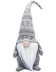 19 Inches Handmade Christmas Gnome Decoration Swedish Figurines