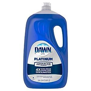 Best Epic Trends 41QaSu0q00L._SS300_ Dawn Ultra Platinum Advanced Power Dishwashing Liquid, Fresh Scent, 90 Ounce