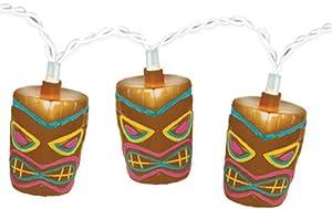 Amazon Com Amscan Tiki Patio String Lights Feet Patio Lawn