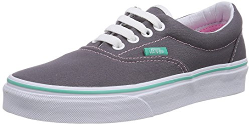 Baskets rabbit Mixte Vans Adulte U Mode Era Gris pink 0r0IaqE