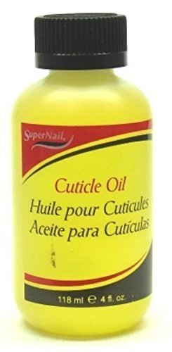 Super Nail Cuticle Oil 4 Ounce (118ml) (6 Pack)