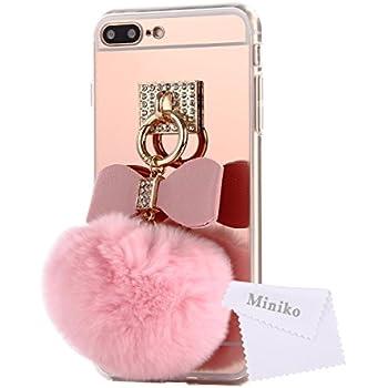 Amazon Com Mirror Ball Iphone 7 Plus Case For Women