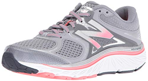New Balance Women's w940v3 Running Shoe, Silver, 8.5 D US