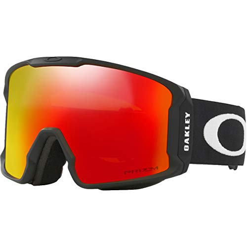 Oakley Men s Line Miner A Snow Goggles,