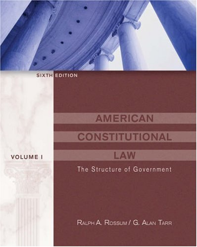 american constitutional law introductory essay and selected cases American constitutional law: introductory essays and selected cases, edition 16 - ebook written by alpheus thomas mason, grier stephenson read this book using google play books app on your.