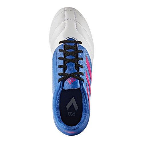 Adidas ACE 17.4 FxG J, BB5593, Fußballschuhe für Kinder, Blue/Shockpink/White, Gr. 30