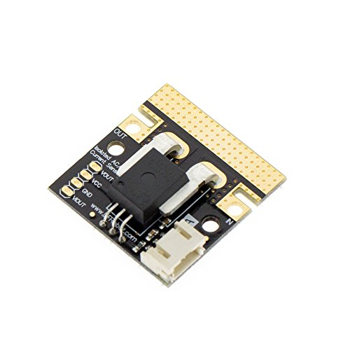 DFRobot 50A Current Sensor(AC/DC) Compatible with Arduino Interface