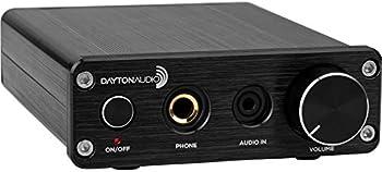 Dayton Audio DTA30HP 30W Class D Mini Amplifier