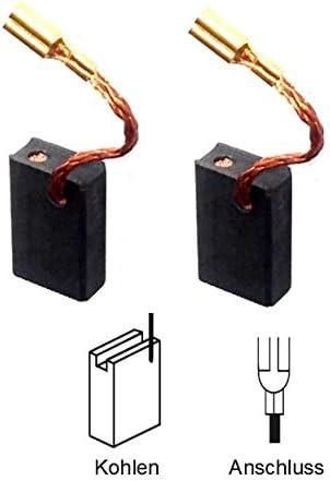 Kohlebürsten Kohlen für Metabo Winkelschleifer WQ 1400 WQ 1000 WQ Euro
