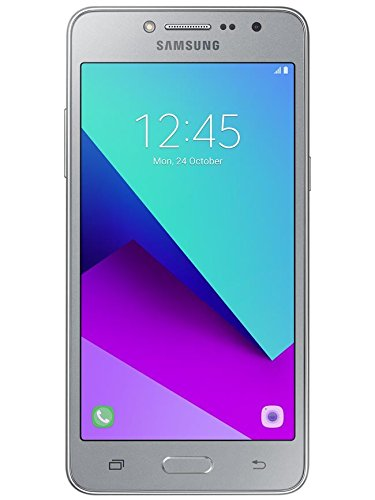 Samsung Galaxy J2 Prime 2016 Unlocked SM-G532M Duos 4G LTE US & Latin Bands (Silver) - International Version (Samsung Galaxy Sim Duo)