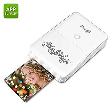 Shopinnov - Impresora fotográfica portátil WiFi impresión ...
