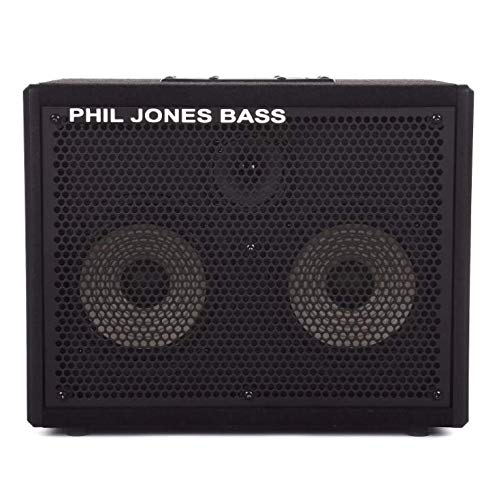 Big Bass Cabinet - Phil Jones Bass Cab 27 200-Watt 2x7