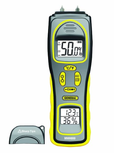 General Tools MMH800 Moisture Temperature product image