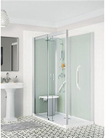 Kinedo ducha – Cabina de ducha kinemagic6 160 x 90 ángulo ...