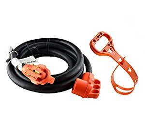 GoWISE Power RVC3007 15-Feet 50 Amp RV Extension cord w
