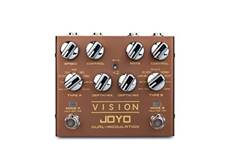 (JOYO Professional Guitar Multi Effect Pedal | Music Elevated By Cutting Edge Technology)