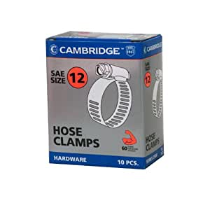 Cambridge HC2-12E  Standard Hose Clamp