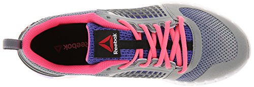 White Shoe Reebok Women's Purple Solar US 2 7 Flat M Pink Grey Zquick Running Ultima 0 q7rrBXdw