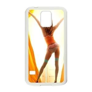 SamSung Galaxy S5 G9006V Sexy girl Phone Back Case Custom Art Print Design Hard Shell Protection JK069253