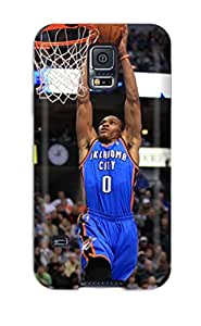 Keyi chrissy Rice's Shop Hot oklahoma city thunder basketball nba NBA Sports & Colleges colorful Samsung Galaxy S5 cases