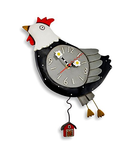 clock chicken - 3