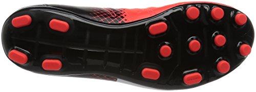 Puma Evopower 4.3 Tricks Ag - Botas de fútbol Hombre Red Blast/Puma White/Puma Black