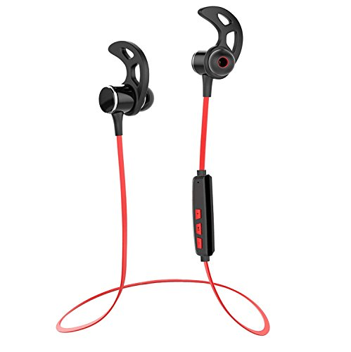 Bluetooth Headphones Hiearcool T6 Wireless Headphones Bluetooth In-Ear Earbuds Earphones Sports Headphones with Microphone
