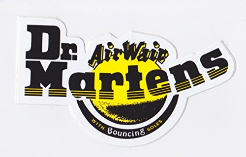 Price comparison product image Dr. Martens Air Wair with Bouncing Souls - Logo Sticker