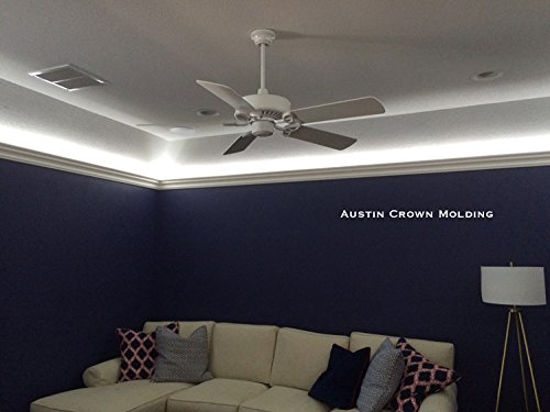 Amazon 64 ft of 35 angelo foam crown molding room kit w amazon 64 ft of 35 angelo foam crown molding room kit w precut corners on end of lengths available in 5 other styles and quantities see our other mozeypictures Gallery