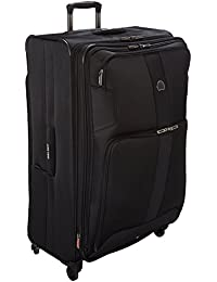 Sky Max Softside Luggage with Spinner Wheels