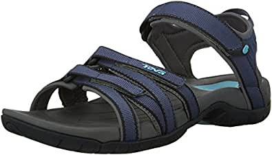 Teva Women's Tirra Athletic Sandal (5 B(M) US / 36 EUR, Bering Sea)