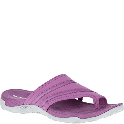 Merrell Women's Terran Ari Wrap Sport Sandal, Very Grape, 8 Medium US by Merrell