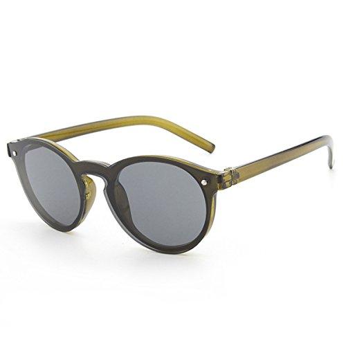 Film Green sol para mujer Box de Godea Gafas Gray p7wq1CZW4