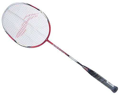 li-ning-g-tek-88-ii-muscle-badminton-racquet-red-grey