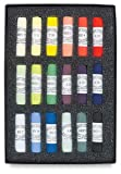 Jack Richeson Unison Pastel Starter Colors, Set of 18