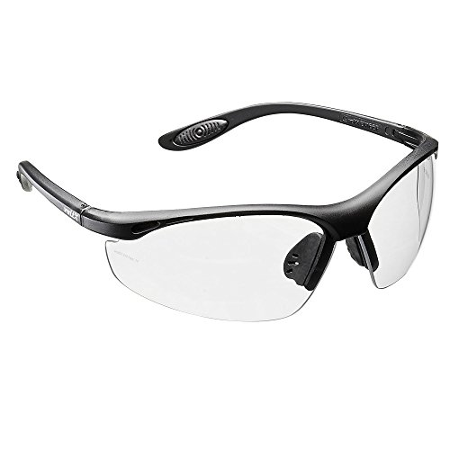 076891f51a3 voltX  CONSTRUCTOR  Wraparound Safety Glasses Cycling Sports Glasses (Clear  Lens) CE EN166F certified. Anti-fog and Anti-scratch