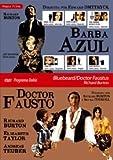 Barba Azul (Bluebeard) Real. Edward Dmytryck (1972) / Doctor Fausto (Doctor Faustus) Real. Richard Burton, Nevill Coghill (1967) 2dvd