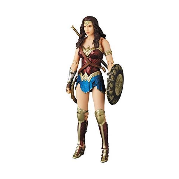 41QaeGn8PuL Medicom Wonder Woman Movie: Wonder Woman MAF EX Action Figure
