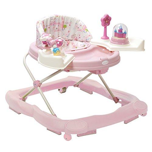Caminador Para Bebé Con Música y Luces De Disney, Rosado