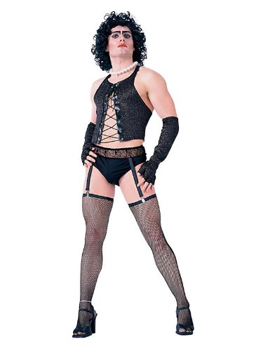 Frank N. Furter Costume - Standard - Chest Size up to 42