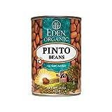 Eden, Organic Pinto Beans, 15 Ounce