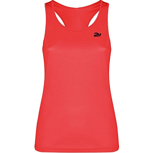 Camiseta técnica de pádel 2H Red Fresh, M: Amazon.es: Deportes y ...